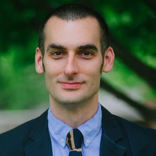 Steven Shattuck Bloomerang Representative man in suit and tie