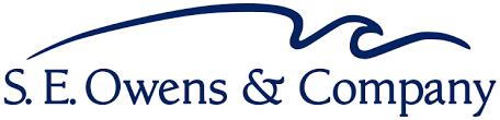 S. E. Owens and Company logo bird outline