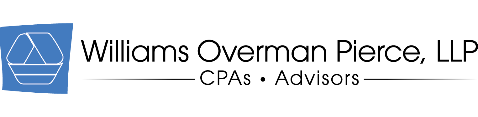 Williams Overman Pierce CPAs Logo