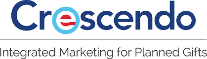 Crescendo Interactive Logo Integrated Marketing for Planned Giving