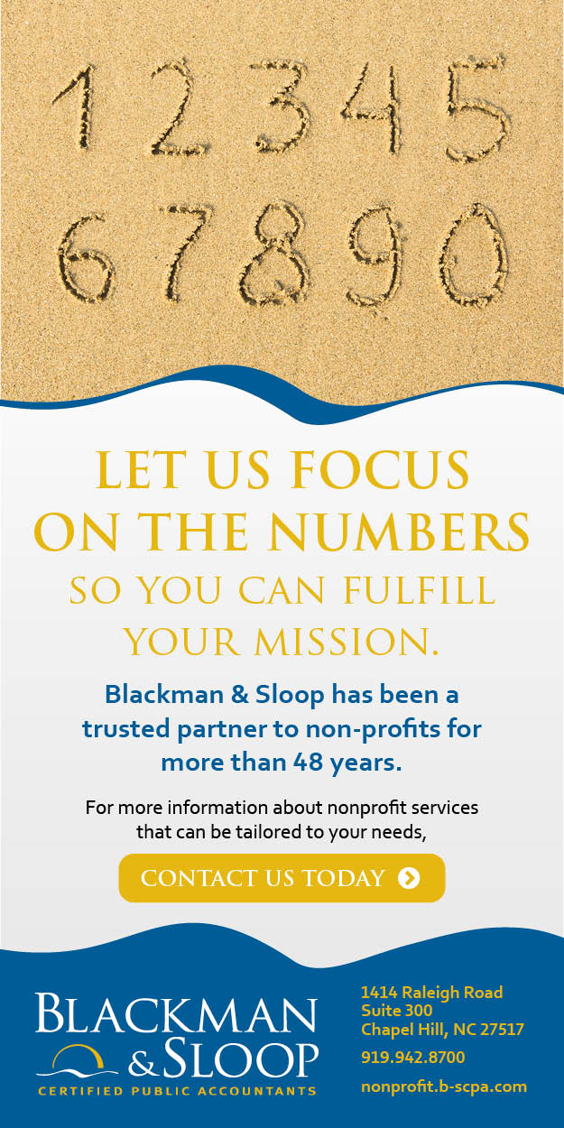 Blackman and Sloop CPAs - Let us focus on the numbers so you can fulfill your mission