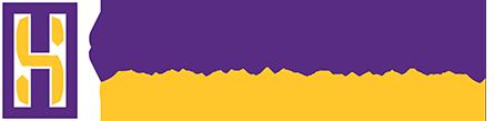 Purple Gold Strickland Hardee CPAs Logo