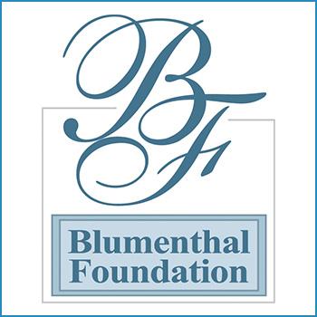 Blumenthal Foundation logo