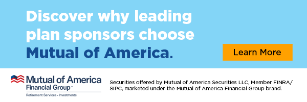Mutual of America Ad for Employer Sponsored Retirement Plans